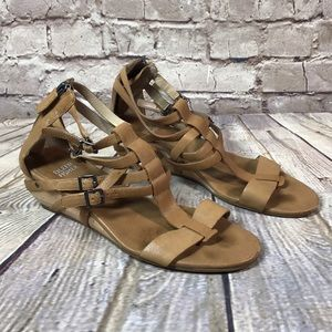 EILEEN FISHER SHOES Sandals Echo Strap SIZE 8